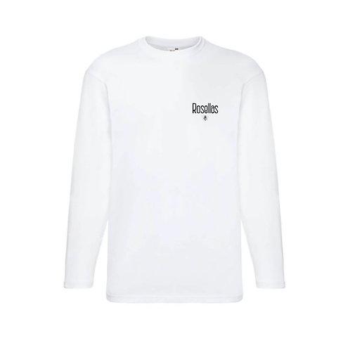 White Long Sleeve T-Shirt