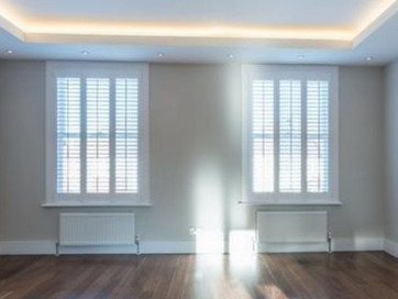 Shutters the ultimate finish to windows?