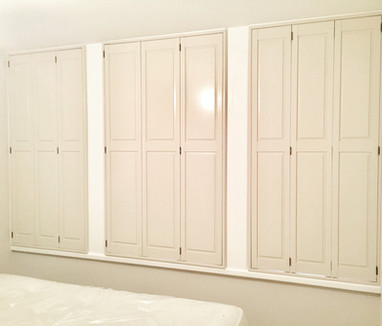Solid Shutters