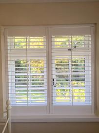 Plantation Window Shutters