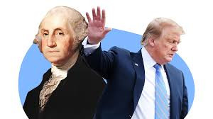 AMERICA'S TWO GREAT PRESIDENTS