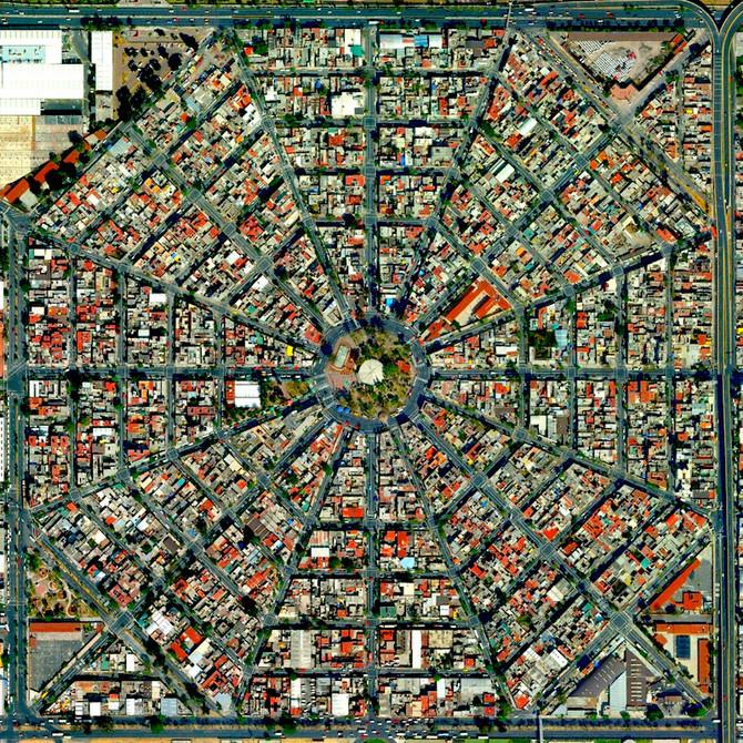 Mexico City Morphologies