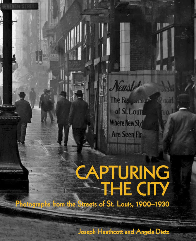 Capturing the City Published