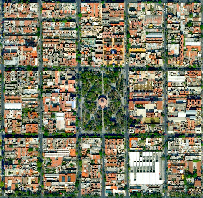 Cityscapes: Mexico City