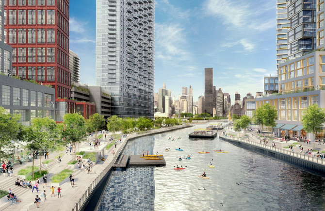 Amazon, Sunnyside Yards, and Our Urban Future