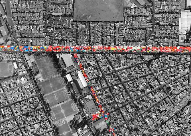 Street Markets, Mexico City