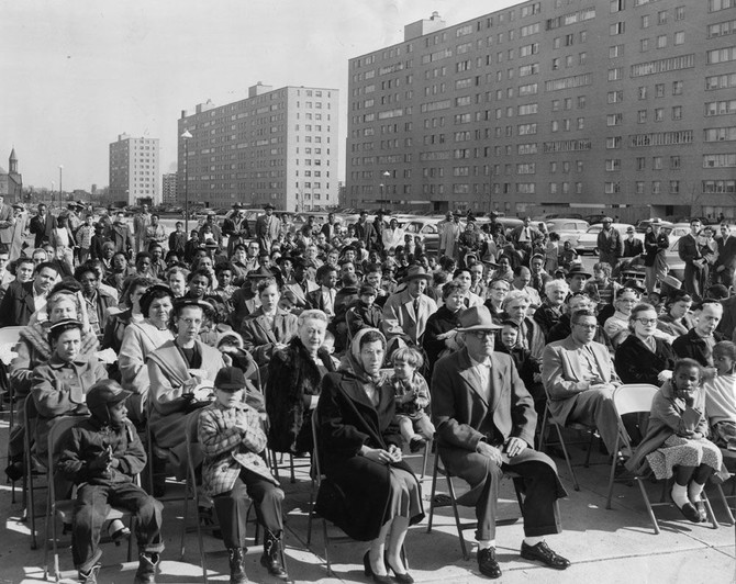 History of Public Housing
