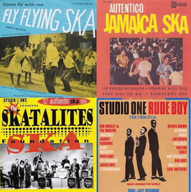 The Urban Roots of Ska