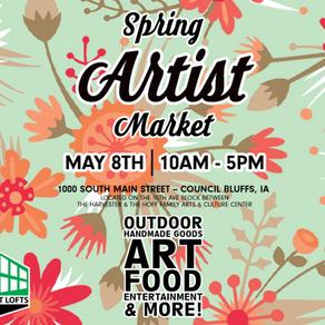 Spring Artist Market