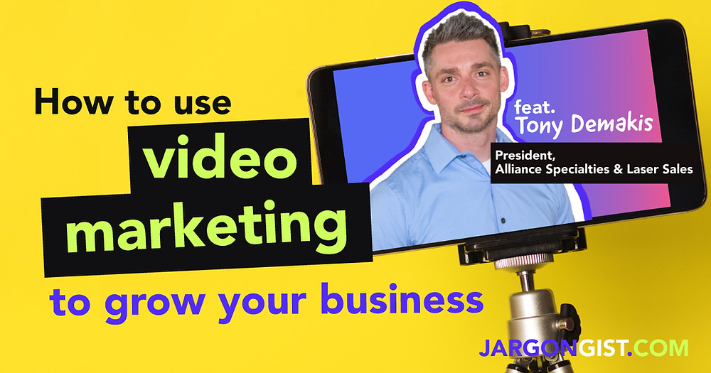 How to use video marketing to grow your business