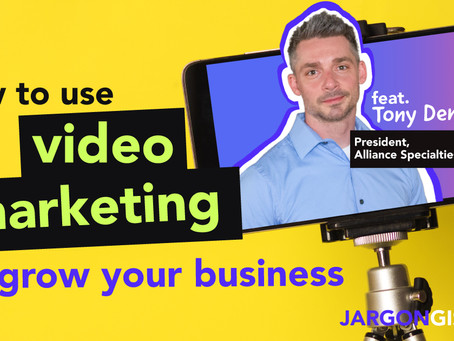 How to use video marketing to grow your business: feat. Tony Demakis