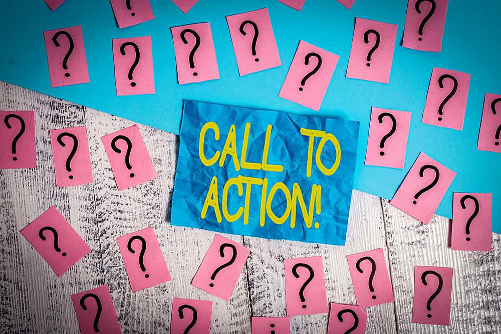 white papers should always include a call-to-action