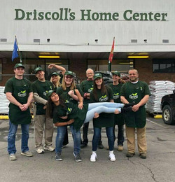 DHC Employees Welcome Spring