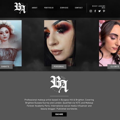 Becky Addams Makeup Artistry