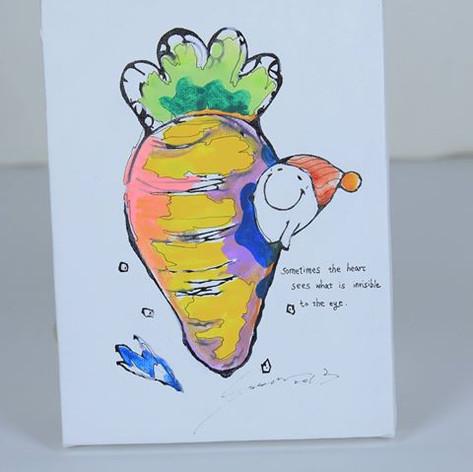 yum yum carrot