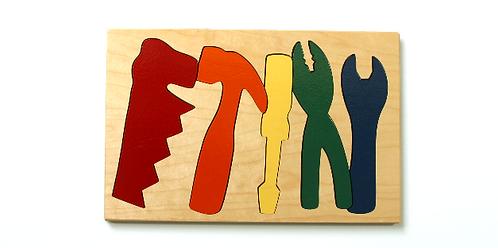 Tools Puzzle