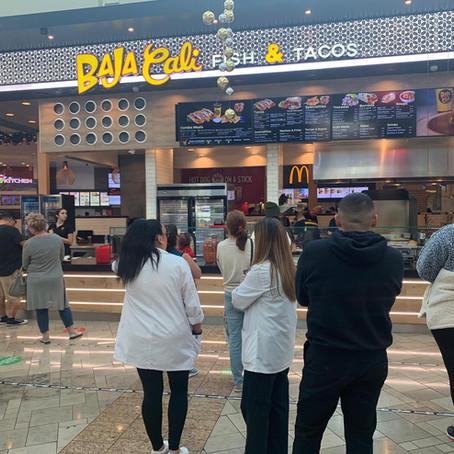 Santa Anita Mall - Baja Cali location #7!