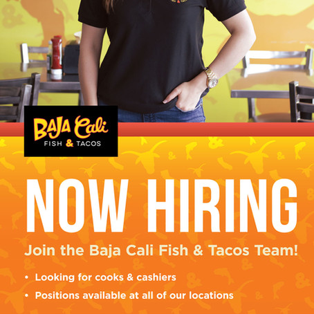 Baja Cali Needs You!