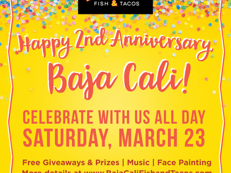 Come Celebrate with Us!