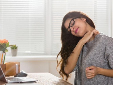 Working from home causing you pain?
