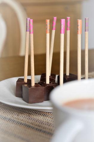 Noir Pangaré chocolat belge à fondre