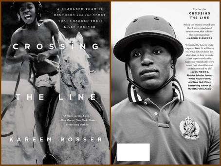 """""""CROSSING THE LINE"""", LE PARCOURS PEU ORDINAIRE DE KAREEM ROSSER"""