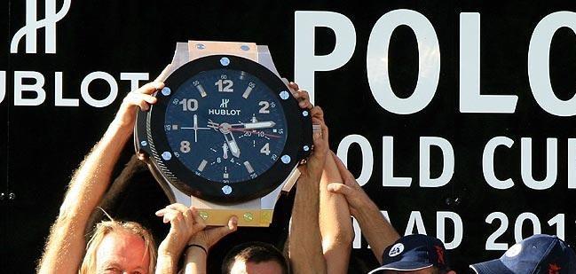 Le polo et les montres