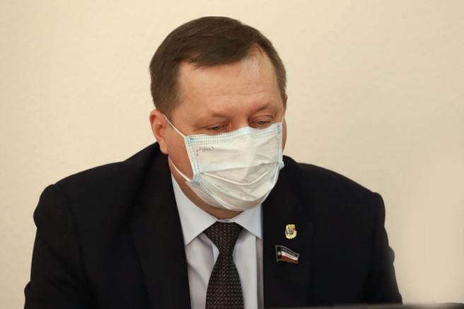 Руководитель Черногорского городского отделения «БОЕВОГО БРАТСТВА» вошел в состав оперативного штаба