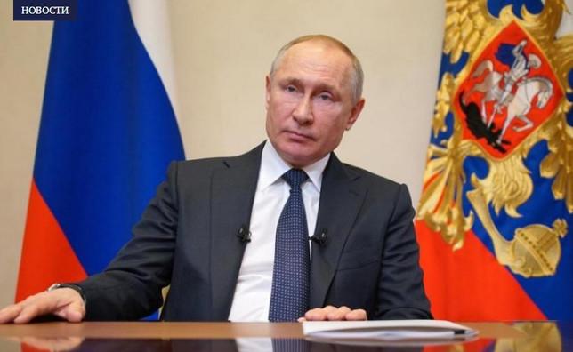 Владимир Путин призвал россиян не полагаться на «авось» и поберечь себя и близких