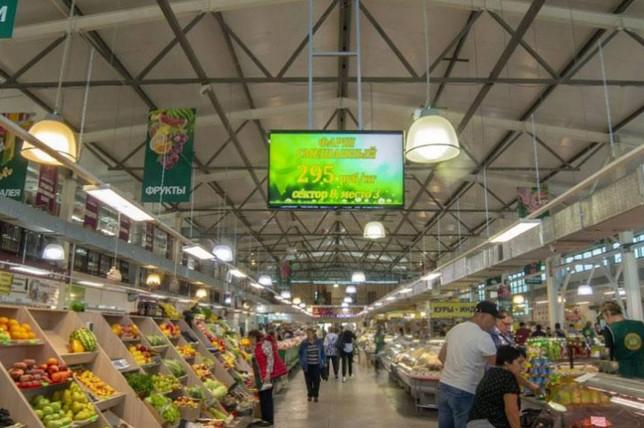 В Хакасии республиканский сельхозрынок доставит продукты для группы риска