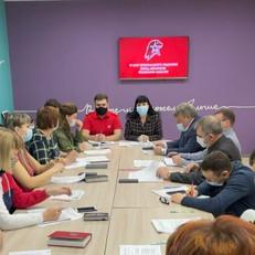В Хакасии состоялся слёт муниципальных руководителей Юнармии⠀