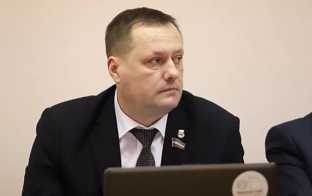 КПРФ выдвинула на пост мэра Черногорска Евгения Молостова