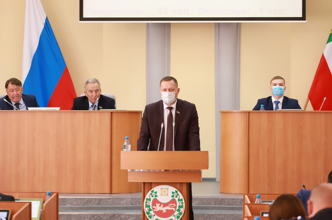 Изменение в законодательстве Хакасии