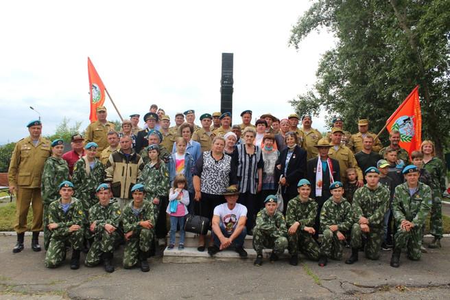День Ветеранов боевых действий в Саяногорске