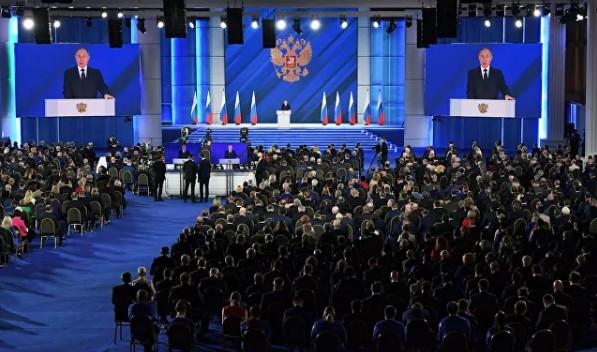 Комментарии к обращению к Федеральному Собранию Президента России