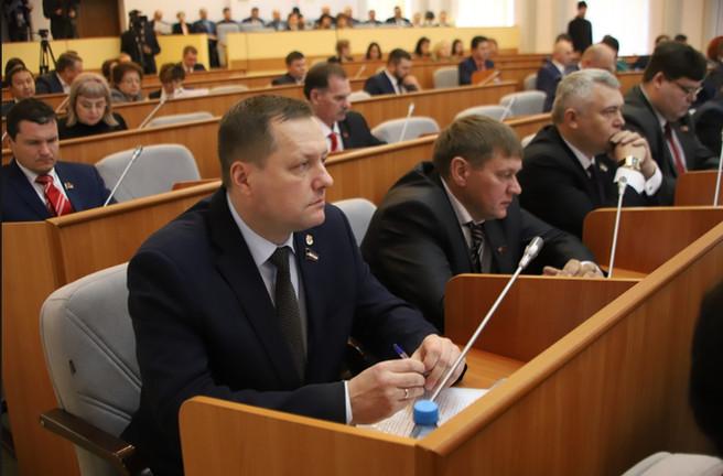 Руководитель Черногорского отделения «БОЕВОГО БРАТСТВА» внес социальный закон поддержки многодетных