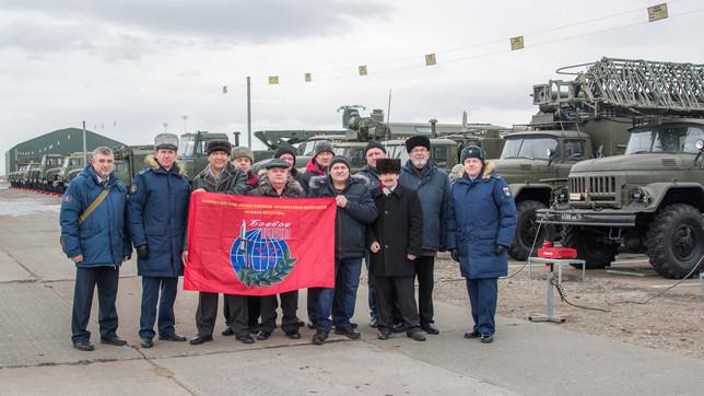 В гостях у ПВО