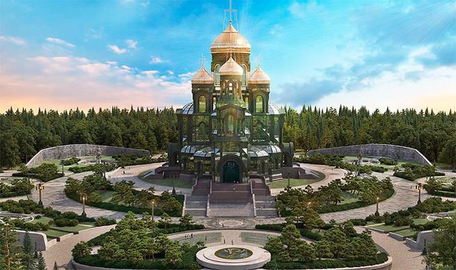 Построим храм вместе!