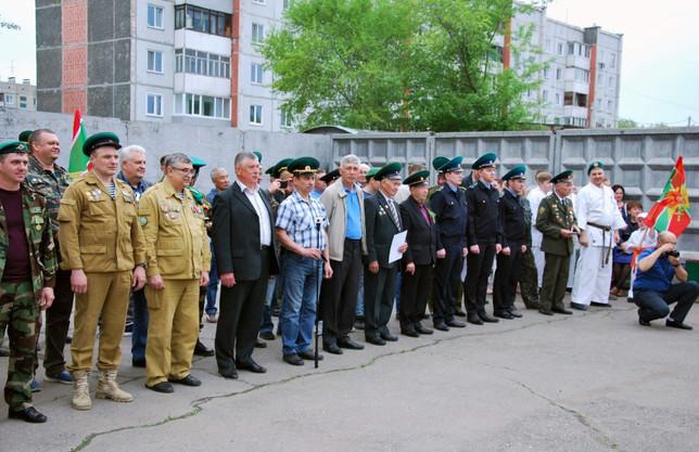 Пограничники Хакасии заступили на Боевой расчет в 20:00 (ФОТОРЕПОРТАЖ)