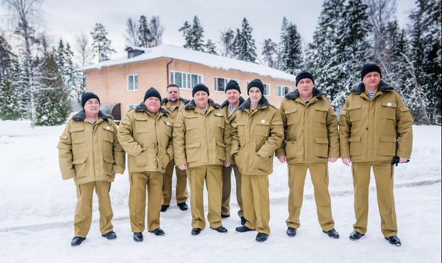 Десять наших земляков из Хакасии, ветеранов афганской войны, приняли участие в памятных мероприятиях