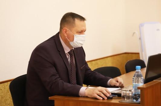 """ВС РХ поддержал инициативу о соцподдержке лиц, награжденных знаком «Жителю осажденного Севастополя"""""""
