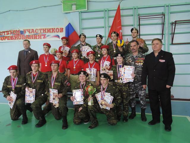 Военно-спортивный турнир Памяти Евгения Ветрова