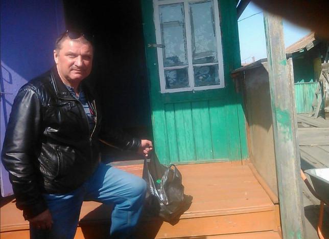 Члены Усть-Абаканского отделения ветеранов «Боевое Братство» республики Хакасия участвуют в доставке