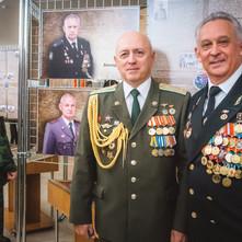"""""""Боевое братство"""" открыло в Хакасии фотовыставку"""