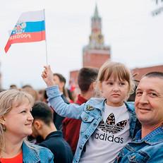 Опрос ФОМ показал, что патриотами себя считают более 80% россиян