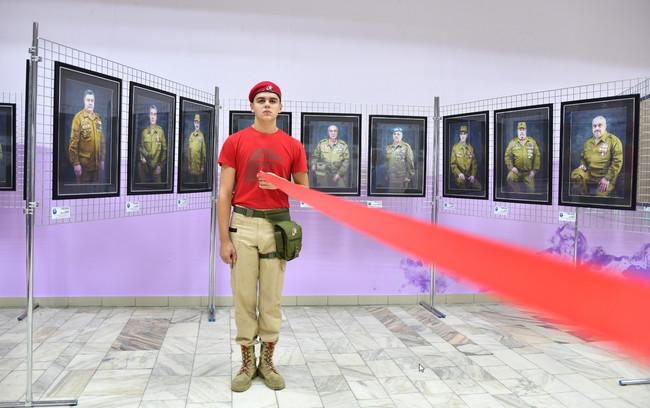 В Алтайском районе Хакасии открылась фотовыставка