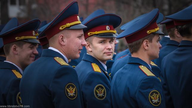 В Хакасии завершилась  подготовка ветеранов боевых действий, к 74—годовщине Победы в Великой Отечест
