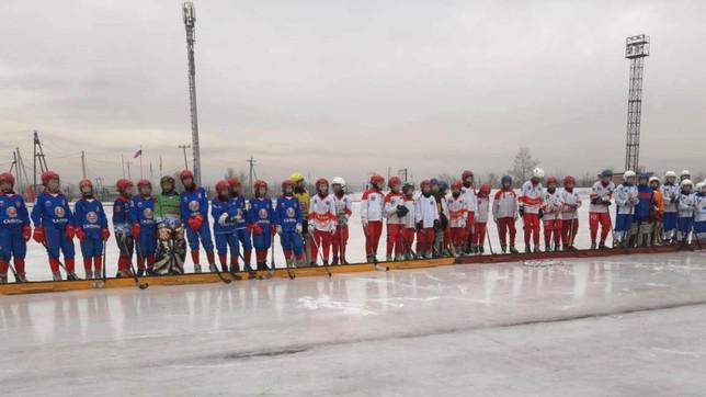 Турнир по хоккею с мячом в честь Дня защитника Отечества