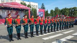 Представители Усть-Абаканского местного отделения ветеранов «БОЕВОЕ БРАТСТВО» посетили агитационную