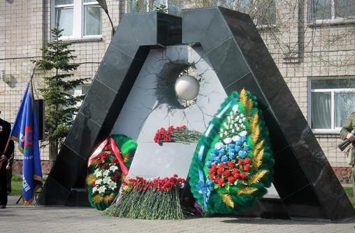Хакасия отдает дань памяти ликвидаторам аварии на Чернобыльской АЭС
